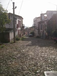 Streets of Cunda