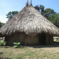 Native habitation, Pueblito, Tayona
